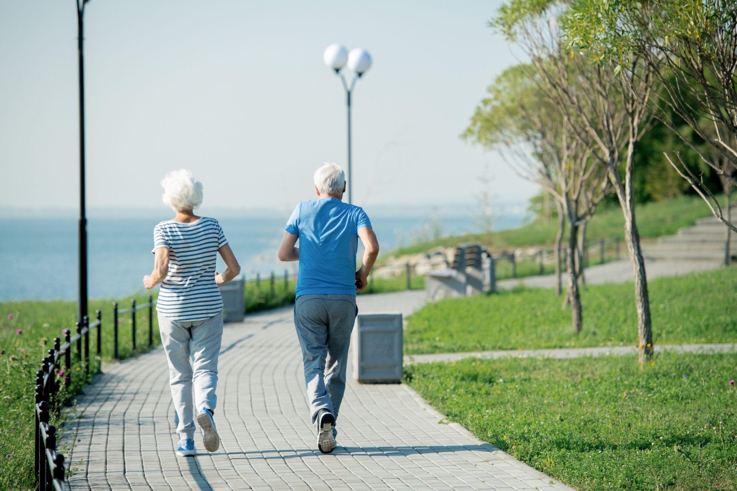 Ageing is inevitable. But is Deterioration?